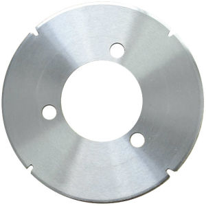 Round Blades for Rubber Pipe Cutting