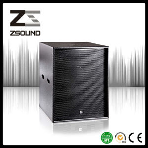 Professional Power 18 Inch Stage Subwoofer pictures & photos
