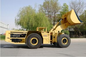 High-Quality electric or Diesel Underground LHD