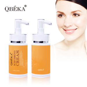 Cosmetic Natural Remove Dead Skin QBEKA Cream for Scrub Best Scrubbing Cream pictures & photos