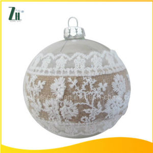 Hanging Christmas Decorative Glass Ball pictures & photos