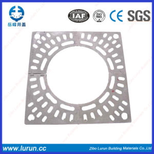 En124 2017 Materials Weatherproof BMC Tree Grates Manhole Cover pictures & photos