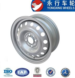 "14 ""Dia. X5.5inch-4stud Steel Wheel Rim From Chiese Manufacturer"
