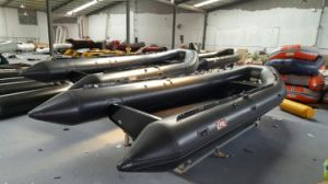 18.8FT Aluminum Hull 5.6m Inflatable Boat, Rib Boat, Fishing Boat, PVC or Hypalon Sport Boat pictures & photos