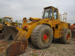 Used Caterpillar Wheel Loader 966e 100% USA Original pictures & photos