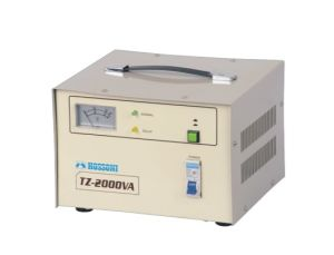 Tz Relay Type Multi-Function Voltage Stabilizer (AVR) 2000VA pictures & photos
