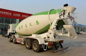 HOWO 8*4 12/14m3 Concrete Mixer Truck pictures & photos