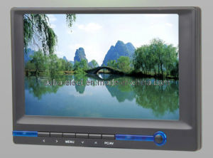 7 Inch LCD Touch Monitor with VGA/HDMI Input pictures & photos