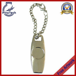 No MOQ, Accept Paypal, Promotional Metal Keychain