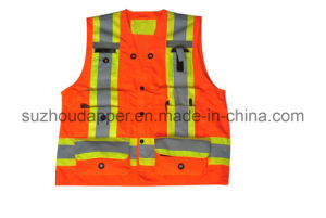 High Visibility Surveyors`S Vest (CAN009)