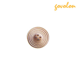 New Wooden Round Button pictures & photos