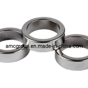 Deep-Hole Thin Wall Micro Ring SmCo Magnet pictures & photos