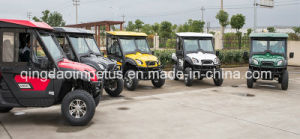 High Quality Manufacturer Price 4X4 Side by Side EEC Approvied Electric UTV pictures & photos