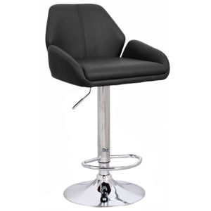 Pleasing 2013 New Design Chrome Pu Barstool Adjustable Swivel Kitchen Breakfast Bar Stool Chair Cl 3335 2 Pabps2019 Chair Design Images Pabps2019Com