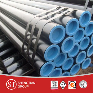 Seamless Carbon Steel A106 Pipe pictures & photos