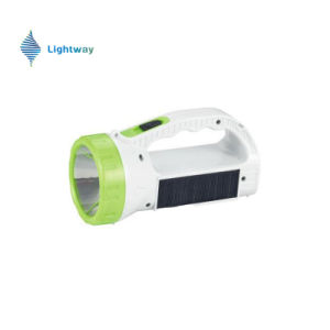 Portable Solar Led Torch For Hiking Camping Emergency