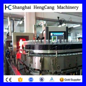 Automatic Labeling Detection Machine