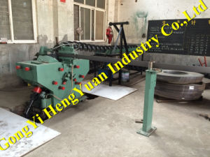 High Speed Spiral Screw Blade Making Machine