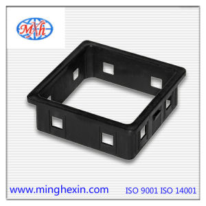 Black Plastic Molding Frame with ISO SGS