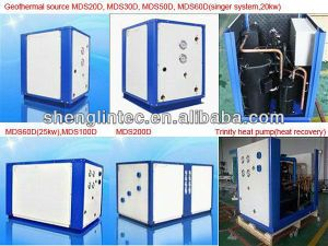 Efficient Energy Saving Swimming Pool Heat Pump System pictures & photos