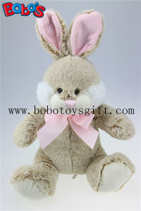 "The Fabrics of High Quality Light Brown White Beard Rabbit Gift of Good Gifts Children′s Good Toys Size Can Be Customized Bos2016-04/16.5"" pictures & photos"
