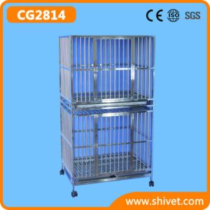 Stainless Steel Dog Cage (CG2814) pictures & photos