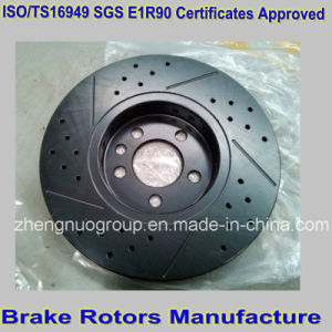 Auto Car Front Brake Rotors for Ford Cars pictures & photos