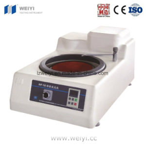 Metallographic Grinding Polishing Machine MP-1b for Lab Testing pictures & photos
