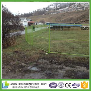 Industrial Applications 6FT Temporary Fence Panel