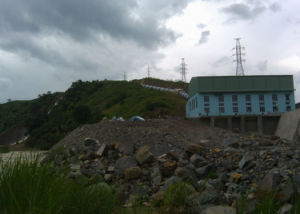 17MW Vertical Francis Turbine Hydropower Project pictures & photos