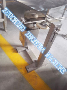 Rabbit Leg Cutter of Slaughter Machine Line pictures & photos
