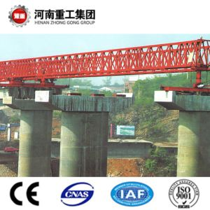 60-200t Heavy Lifting Capacity Bridge Load/Erecting Gantry Crane Manufacturer