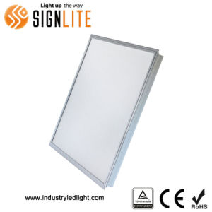 Warm White No Flickering LED Panel Light Ceiling Lamp Lighting 600X600 40W Guide pictures & photos