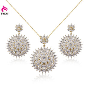 198df6ee0a4e China 2018 Dubai Gold Custom Jewelry Set Women Fashionable Jewelry ...