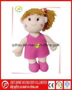 Promotion Gift of Plush Baby Doll Toy with CE pictures & photos