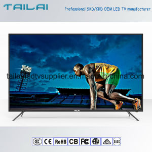 New Arrival 55inch Super Slim Od20 UHD 4K Flat LED TV with a Original Panel