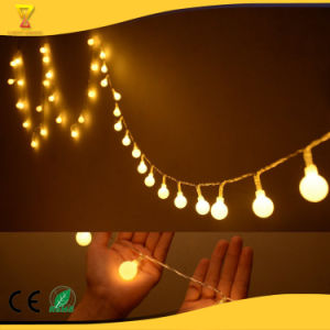 High Quality Small Bulb Battery Operated Led Christmas Lights