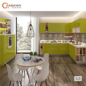 China High Gloss Modern Kitchen Cabinet Designs with Kitchen ...