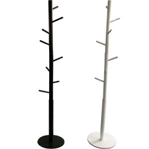 China Wooden Adjustable Branch Coat & Hat Racks, Pystynaulakko
