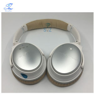 Headset on-Ear Wireless Bluetooth 4.0 Headphones with Earmuffs Noise Cancelling Stereo Sound