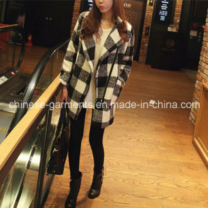 Wholesale Fashion Grig Women Winter Outerwear Coats