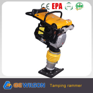 Wacker Design Tamping Rammer in Construction Equipment pictures & photos