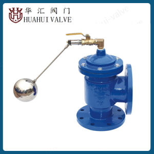 Angle Type Float Valve for Water Tank