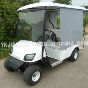 New 4 Seat Electrical Mini Cars with 2 Back Seat (JD-GE501B) pictures & photos