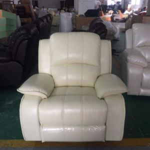 Air Leather Recliner Sofa, Modern Living Room Furniture, Hot Sell Sofa (GA03) pictures & photos