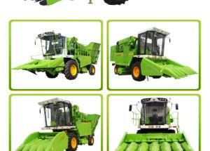 China 4yz 3b Corn Combine Harvesting Machine For Sale China Corn