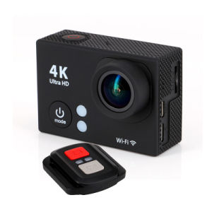 4k Ultra-HD Action Kam Gopro Hero4 Style WiFi Action Cam