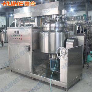 High Speed Homogenizer and Emulsifier for Sale pictures & photos