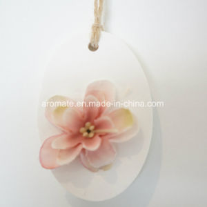Hanging Ceramic Decorative Car Perfume (AM-105)