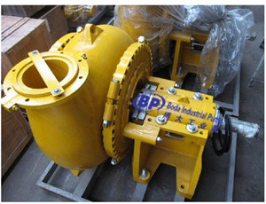 Dredger Gravel Slurry Pump pictures & photos
